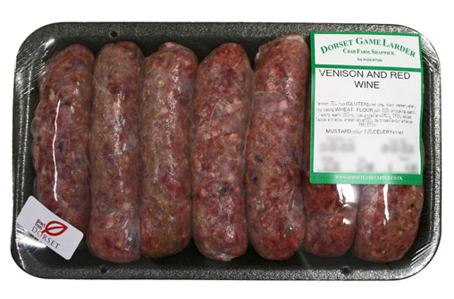 Dorset sausages